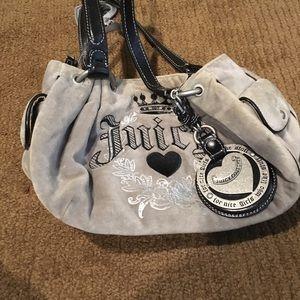 Juicy couture shoulder bag I am fairest excellent
